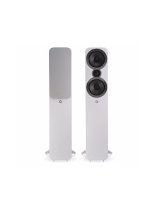 Q Acoustics - Q Acoustics Q3050i lattiakaiutin, valkoinen | Stockmann