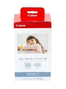 Canon - Canon KP-108IN tulostustarvikepakkaus Selphy tulostimiin - null | Stockmann