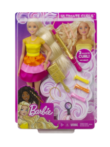 Barbie - MATTEL BARBIE️ Ultimate Curls - null | Stockmann