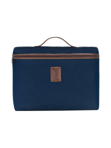 Longchamp - BOXFORD - DOCUMENT HOLDER S - SALKKU - BLUE | Stockmann