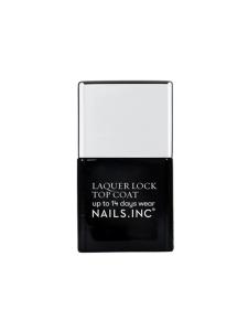 NAILS INC - Lacquer Lock Extreme Long Wear Top Coat -päällyslakka 14ml   Stockmann