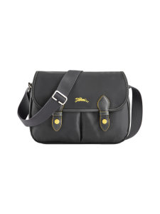 Longchamp - Le Pliage Club Shoulder Bag - Laukku - GUN METAL | Stockmann