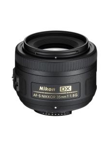 Nikon - Nikon AF-S Nikkor 35mm f/1.8 G DX objektiivi | Stockmann