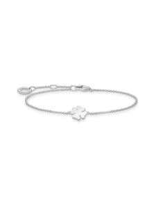 Thomas Sabo - Thomas Sabo Bracelet Cloverleaf Silver -rannekoru | Stockmann