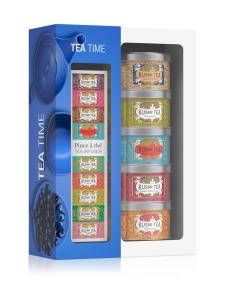 Kusmi Tea - Afternoon Teas Kusmi Tea Lajitelma 5x25g | Stockmann
