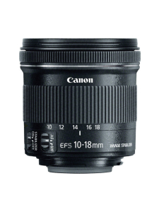 Canon - Canon EF-S 10-18mm f/4.5-5.6 IS STM + vastavalosuoja | Stockmann