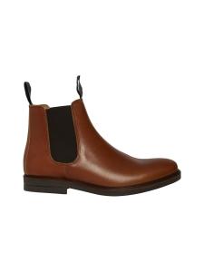 Berkeley - Chelsea Leather Boots -nahkanilkkurit - KONJAKINRUSKEA   Stockmann
