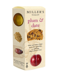 Artisan Biscuits - Keksi Luumu & Taateli Miller's 100g | Stockmann