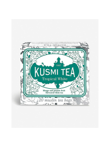 Kusmi Tea - Kusmi Tropical White Pussitee 20kpl 44g | Stockmann