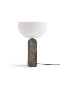 New Works - Kizu-pöytävalaisin harmaa, iso | Stockmann