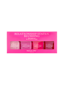 NAILS INC - Relationship Status Blushing -kynsilakkapakkaus 4x14ml | Stockmann