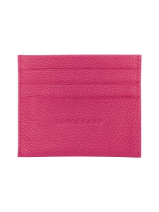 Longchamp - LE FOULONNÉ - CARD HOLDER - KORTTIKOTELO - PINK | Stockmann