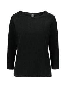 YO ZEN - Wrap Back -paita, musta velour - MUSTA | Stockmann