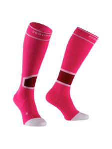 Zero Point - Intense 2.0. Compression Socks Women - PINK CANDY (PINKKI) | Stockmann