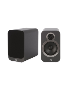 Q Acoustics - Q Acoustics Q3020i hyllykaiutin, harmaa | Stockmann