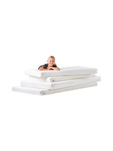 Hoppekids - Hoppekids Eco Dream 70cm x 160cm x 9cm, Kylmävaahtomuovipatja bambupäällisellä | Stockmann