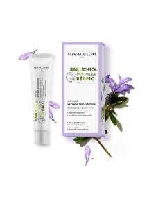 MIRACULUM - BAKUCHIOL Anti-Age Active Smoothing Eye Serum -silottava silmänympärysseerumi 20ml | Stockmann