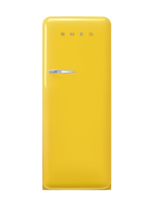 Smeg - FAB28RYW5 Jääkaappi, keltainen oikeakätinen | Stockmann