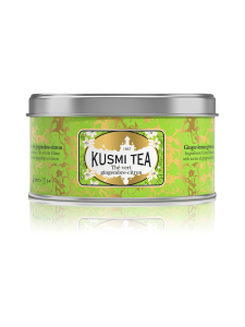 Kusmi Tea - Green Ginger-Lemon Vihreä Irtotee 125g   Stockmann