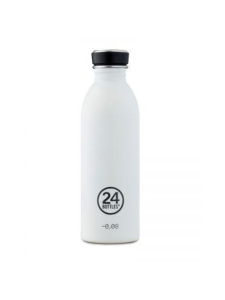 24Bottles - Urban Bottle, 0,5l -juomapullo - Ice White   Stockmann