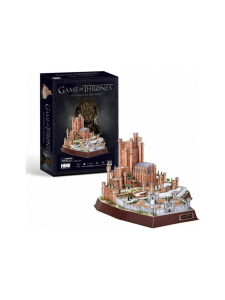Cubic Fun - CUBICFUN 3D Palapeli Game of Thrones Red Keep - null | Stockmann