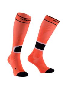 Zero Point - Intense 2.0. Compression Socks Women - DEVILS ORANGE (ORANSSI) | Stockmann