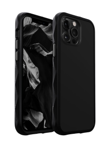 Laut - CRYSTAL MATTER 2.0 iPhone 12/12 Pro -suojakuori - musta | Stockmann