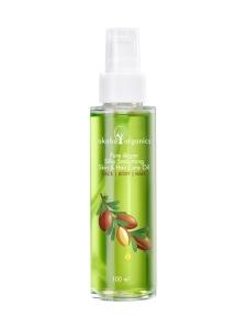 Okabo Organics - 100% Puhdas Arganöljy kasvoille, vartalolle ja hiuksille, 100ml | Stockmann
