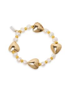pfgSTOCKHOLM - Pearls KIDS-Goldheart Rannekoru - MULTI | Stockmann