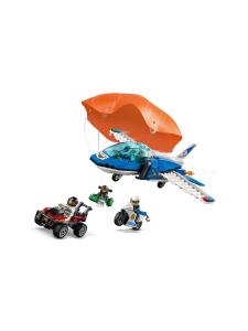 Lego City - LEGO CITY Taivaspoliisin laskuvarjopidätys 60208 | Stockmann