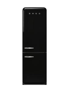 Smeg - Smeg FAB32RBL5 -jääkaappipakastin, musta oikeakätinen | Stockmann