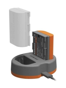Hähnel - Hähnel Extreme HLX-E6N Power Kit akku + tuplalaturi (LP-E6N) | Stockmann