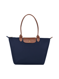 Longchamp - Le Pliage Shoulder Bag L - Laukku - NAVY | Stockmann