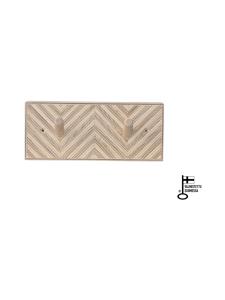 Juurilla Design - Loimu-Naulakko, kaksi koukkua - NATURAL | Stockmann