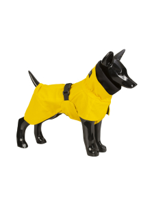 PAIKKA - Visibility Raincoat Lite Yellow for Dogs | Stockmann