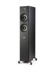 Polk Audio - Polk Audio R600 lattiakaiutin, musta (kpl)   Stockmann