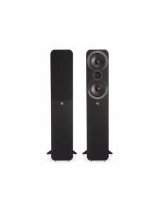 Q Acoustics - Q Acoustics Q3050i lattiakaiutin, musta | Stockmann