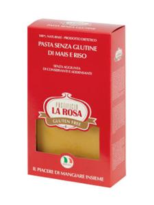 La Rosa - Gluteeniton Pasta Lasagne La Rosa 250g | Stockmann