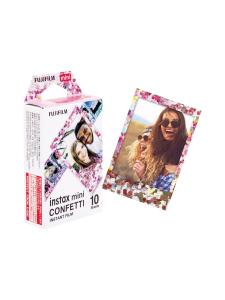 Fujifilm - Fujifilm Instax Film Mini Confetti (10 kuvaa) pikafilmi - null | Stockmann