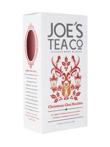 Joe's Tea Company - Christmas Chai Rooibos Luomu Tee Joe's Tea Co | Stockmann