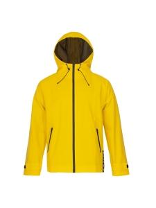 PAIKKA - Human Visibility Raincoat Yellow - YELLOW | Stockmann