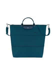 Longchamp - LE PLIAGE GREEN - TRAVEL BAG EXPANDABLE - LAAJENNETTAVA MATKAKASSI - OCEAN   Stockmann
