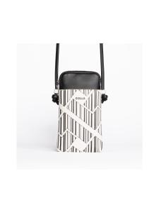 Golla - Mini Phone Bag - BLACK & WHITE   Stockmann