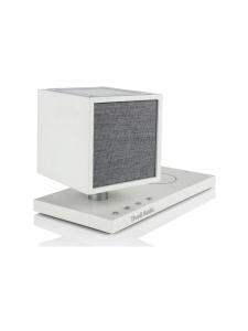 Tivoli - Tivoli Audio Revive Bluetooth-kaiutin, LED-valo ja Qi-laturi, valkoinen | Stockmann