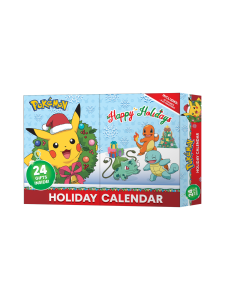 Pokemon - JAZWARES POKEMON Adventtikalenteri | Stockmann