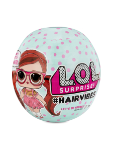 L.O.L. Surprise - MGA L.O.L. SURPRISE! Hairvibes-yllätysnukke | Stockmann