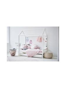 Hoppekids - Hoppekids Talo sänky 70x160cm, Valkoinen - null | Stockmann