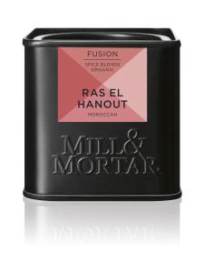 Mill & Mortar - Maustesekoitus Ras el Hanout Luomu 50g | Stockmann