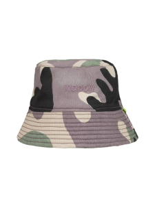 KiddoW - KIDDOW BUCKET HAT - MELANGE CAMO | Stockmann