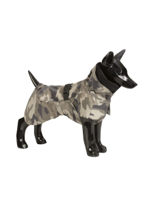 PAIKKA - Recovery Raincoat Camo for Dogs - CAMO   Stockmann
